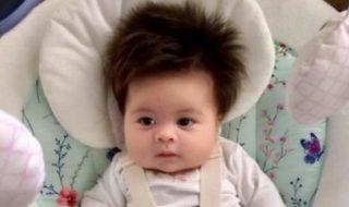 Ce bébé de deux mois affole le web, découvrez pourquoi !