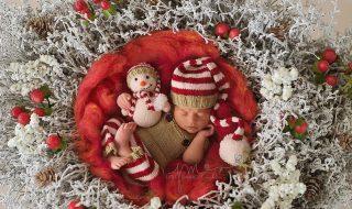 Déguisés pour leur premier Noël, ces bébés sont vraiment adorables vous ne trouvez pas ?
