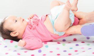 Mon bébé a la diarrhée : comment le nourrir ?