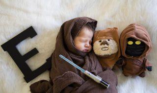 Star Wars : Ces 10 bébés sont prêts à passer le casting du prochain film !
