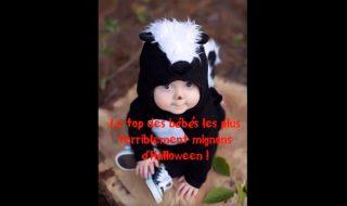 Vidéo : les bébés les plus terriblement mignons d'Halloween sont sur Neuf Mois !
