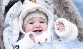 S'équiper pour promener bébé en hiver : tout ce que vous devez savoir