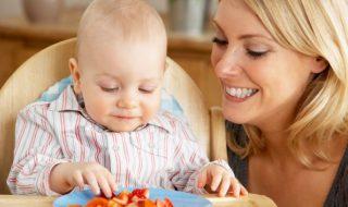5 astuces pour décider un petit récalcitrant à manger de tout