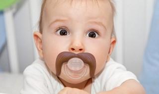 La moustache, THE accessoire pour bébé!