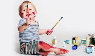 Que dessine bébé à quel âge?