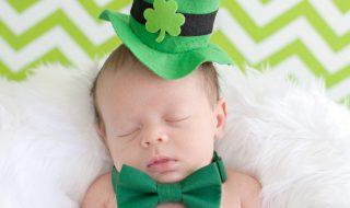 Ces 10 bébés fêtent la Saint Patrick et ils sont vraiment trop craquants !