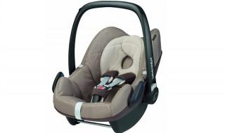 Test : Siège-auto Bébé confort Pebble