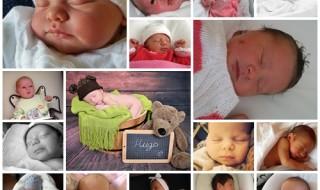 Nos bébés du mois de septembre 2014
