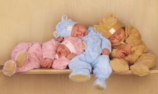 Les bébés de ces 3 sœurs naissent la même semaine au même endroit!