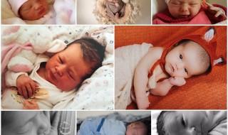 Nos bébés du mois d'avril 2016