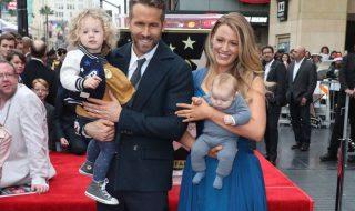 On découvre enfin les bouilles des enfants de Blake Lively et Ryan Reynolds !