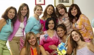 Blessing way : la nouvelle fête pour futures mamans qui débarque en France !