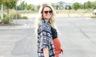 6 blogueuses mode inspirent nos tenues de grossesse estivales