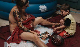 Brûler le cordon ombilical après la naissance de son enfant : pourquoi cette maman a-t-elle fait cela ?