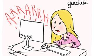 Quand tu te surprends à regarder des vidéos d'accouchements…