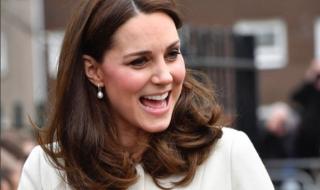 Kate Middleton ne devrait plus faire d'apparitions publiques avant son accouchement