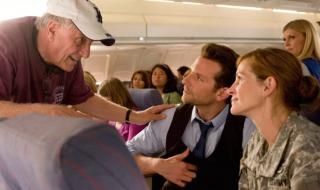 Grâce au pilote, cette maman a pu annoncer sa grossesse à son mari en plein vol