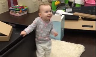 Quand un bébé a vraiment le rythme dans la peau, ça donne quoi ?