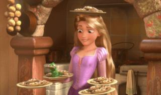 Quand enceinte tu cuisines des tonnes de cookies pour combler tes fringales d'ogre…