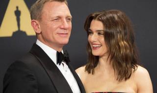 Daniel Craig et sa femme Rachel Weisz vont devenir parents !