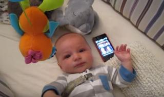 Vidéo : Calmez les pleurs de votre bébé avec le générique de Star Wars