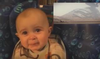 Découvrez la réaction hilarante de ce bébé face à la bande annonce de Star Wars