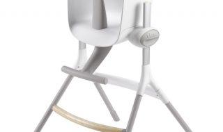 Test : chaise haute Up & Down de Béaba