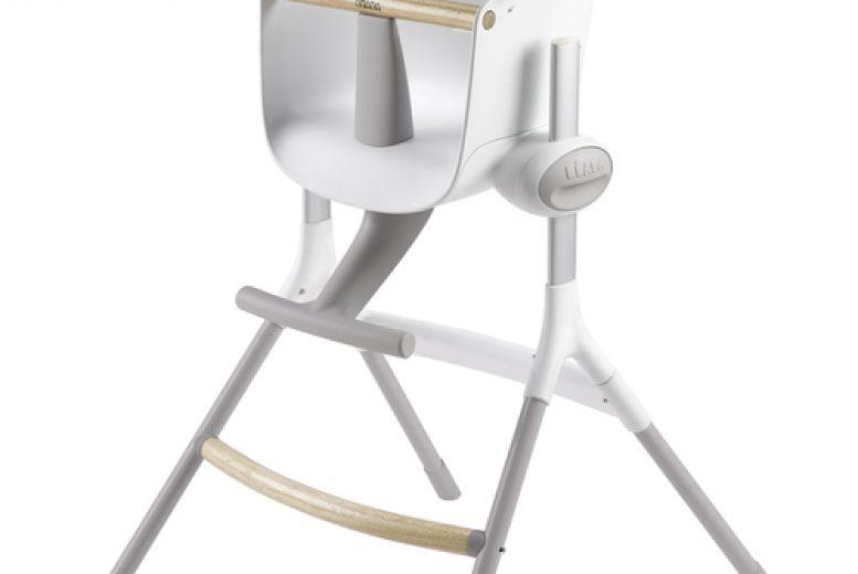 Test chaise haute up down de b aba for Evolution de la chaise