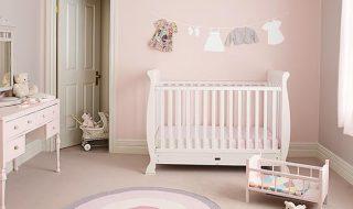 7 idées de chambres pour bébé où le pastel bercera ses nuits avec douceur