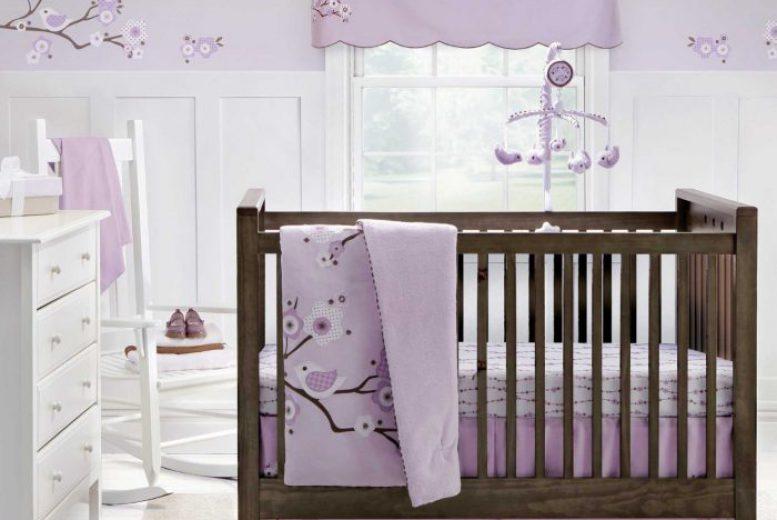 5 chambres de bébé où fleurit le lilas  Neufmois fr