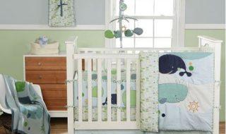 6 idées pour décorer la chambre de bébé comme sous l'océan