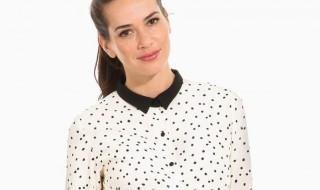 10 chemises à col pour un look de grossesse chic et décontracté
