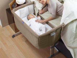 Test : Berceau évolutif Next 2 Me CHICCO