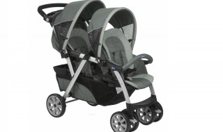 Test : Poussette double Together Chicco