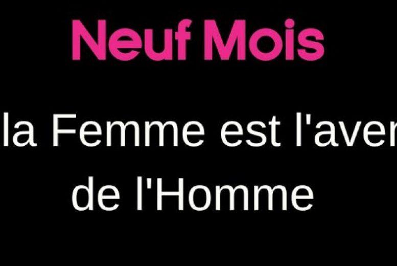 Citation Femme Enceinte