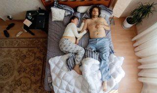 15 portraits de futurs parents en plein sommeil qui valent vraiment le coup d'œil