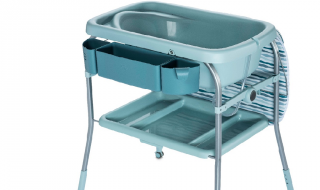 Test : Combi Bain-Change Chicco