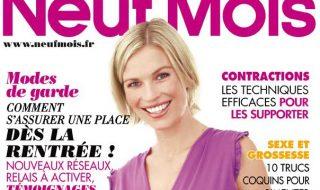 Votre magazine Neuf Mois n°154 en kiosque le 30 juillet !