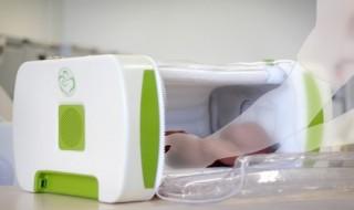 Une couveuse high tech pour bébés prématurés primée au James Dyson Award