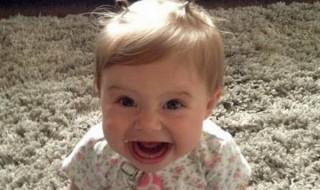 On pousse le cri de joie comme ce bébé : c'est le week-end !