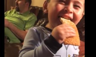 Vidéo : le premier mot de ce bébé n'est ni maman, ni papa !