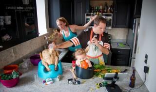 La folle vie des parents, ça donne quoi avec des photos super drôles ?