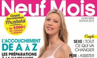Découvrez le nouveau hors-série de Neuf Mois,  le guide complet de votre grossesse !
