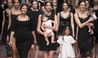 L'hymne à la Mamma de Dolce & Gabbana