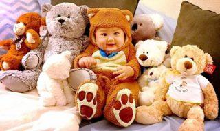 17 photos super fun de bébés drôlement bien déguisés !