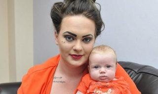 Elle ignorait être enceinte jusqu'à cette quinte de toux qui a tout changé
