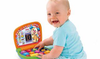 Des jeux pour initier bébé à l'anglais