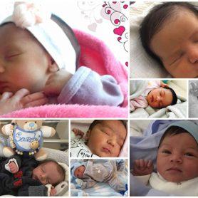 Nos bébés du mois de septembre 2017