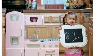 Un bébé en cours de préparation : à vos fourneaux !