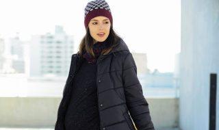 10 doudounes de grossesse branchées pour affronter l'hiver